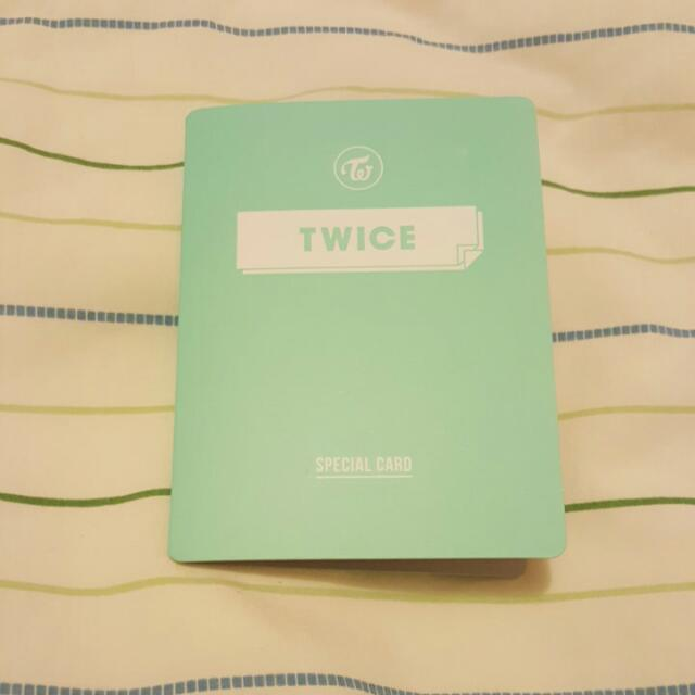 [WTT] Twice Page Two Special Lenticular PC