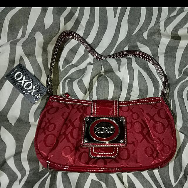 Xoxo Red Shoulder bag