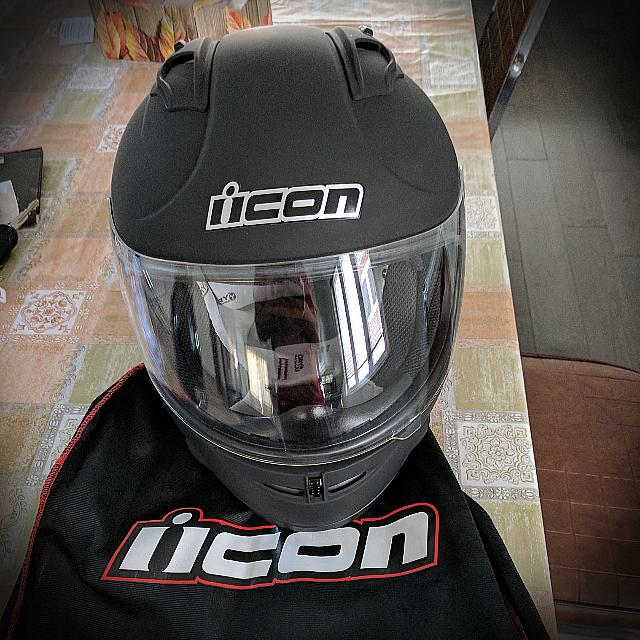 XS Icon Helmet