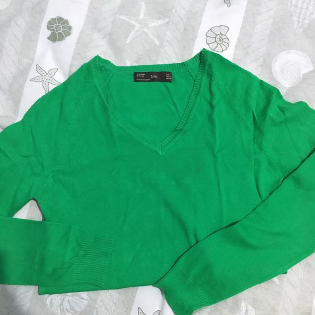 Zara Baju Lengan Panjang
