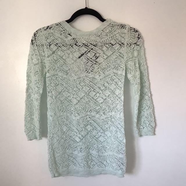 Zara Knit Shirt