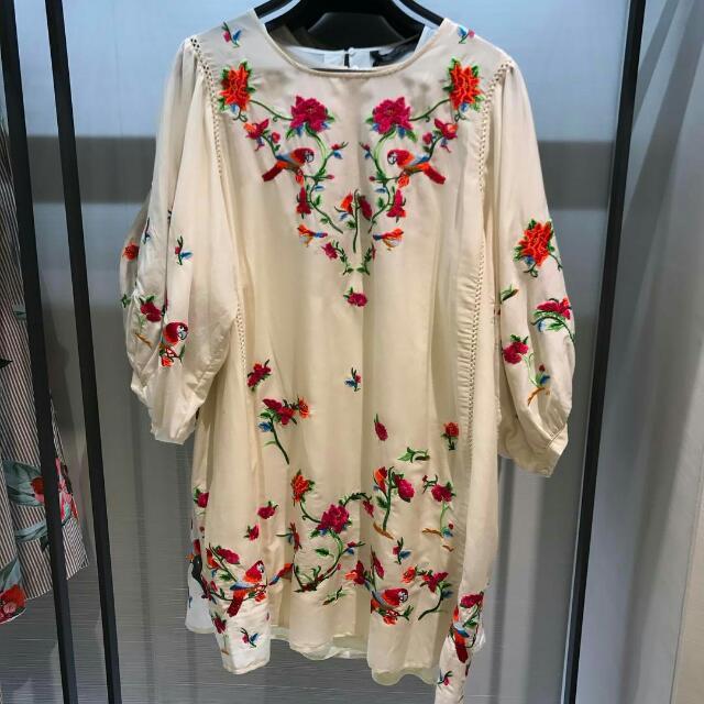 Zara TOP/dress