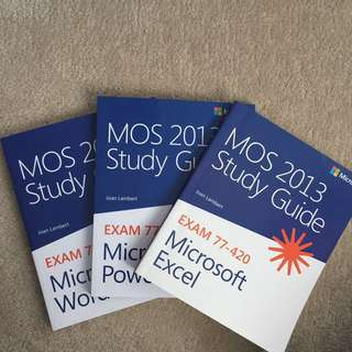 Microsoft Study Guide