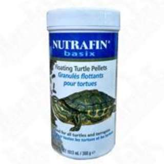 A7428 Nutrafin Basix Floating Turtle Pellets - 360gm With Postage