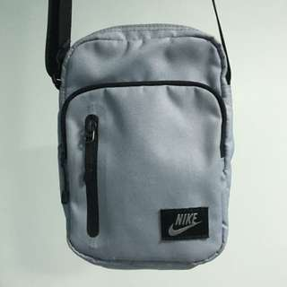 Nike Gray Sling Bag