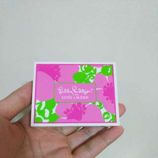 Authentic Estee Lauder Eye Shadow (Lilly Pulitzer)