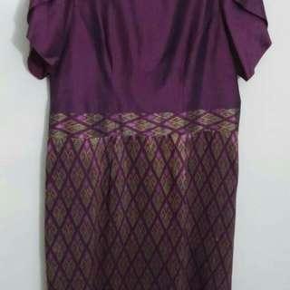 Dress Motif Batik