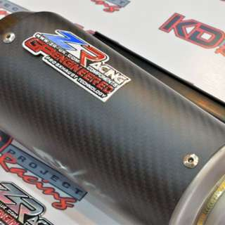 ZR Racing Muffler Slip On