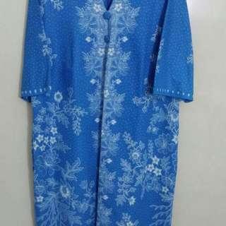 Dress Motif Batik Trusmi