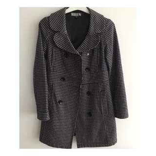 Volcom Houndstooth Coat