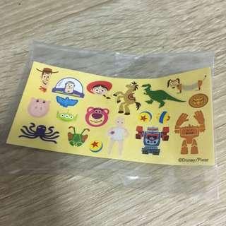 玩具總動員 貼紙