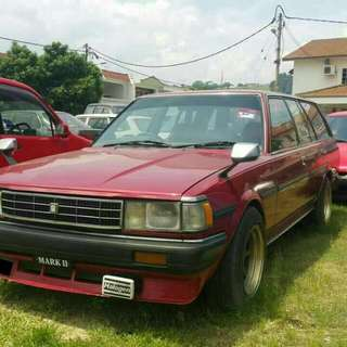 Toyota Mark || X70 Station Wagon