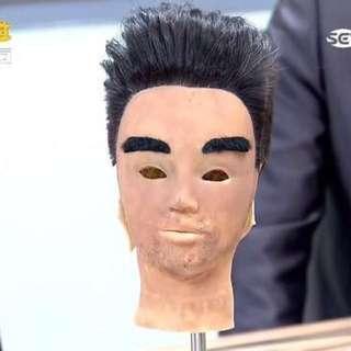 超仿真面具