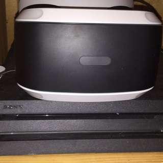 PlayStation 4 1TB + PlayStation PSVR Bundle