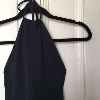 American Apparel | Halter Bodysuit