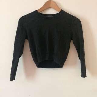 Talulah Crop Sweater