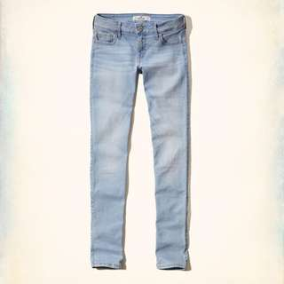 Hollister Jeans Light Wash W28 L29