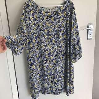Floral Dress (USA)