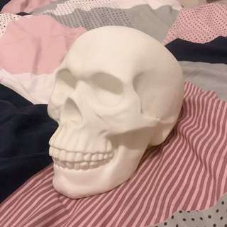 LED LIGHT SKULL HEAD