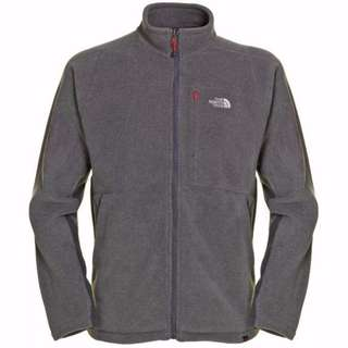 The North Face mens fleece jacket, 200 Polartec, large, brand new with tags