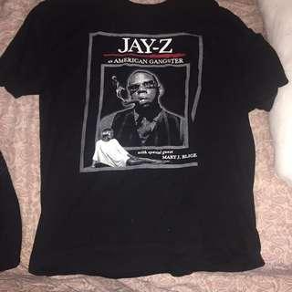 Jay-Z Tour Shirt