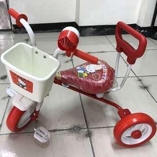 日本製Hello kitty腳踏車