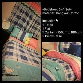5 In 1 Bangkok Cotton - All Sizes