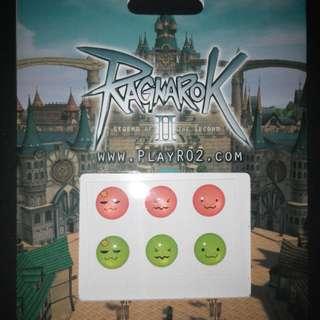🆒 Ragnarok II Home Button Stickers