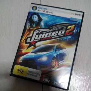 🆒 Juiced 2 - Hot Import Nights [PC DVD Game]