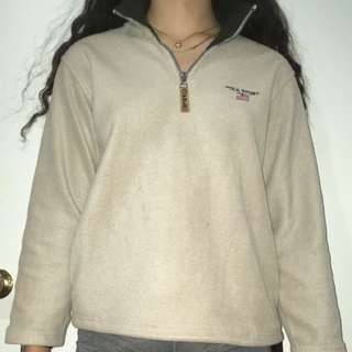 authentic polo ralph lauren sport sweater