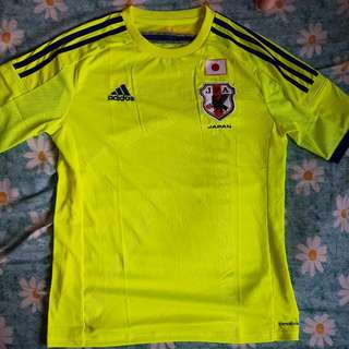 100% Authentic Japan Jersey