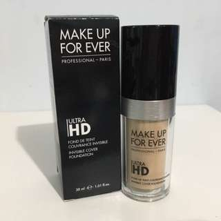 Makeup Forever Ultra HD 超高清無瑕粉底液
