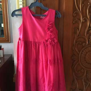 Barbie Lace Dress