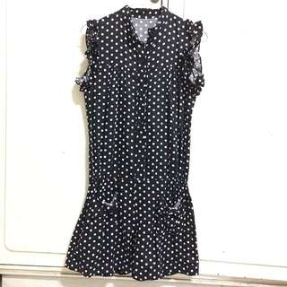 BUY 3 ONLY 55K Polka Jumpsuit