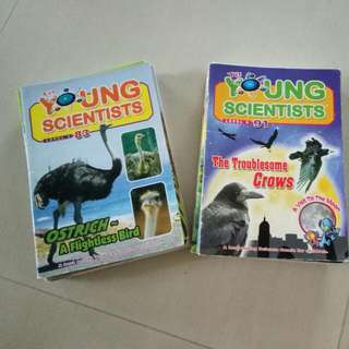 Young Scientist Level 3