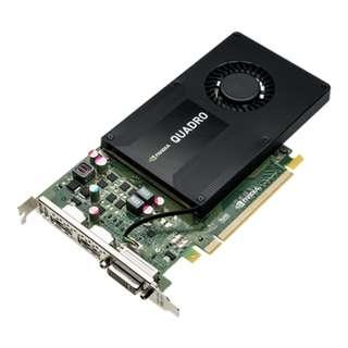 Nvidia Quadro K2200 Professional Graphics Card