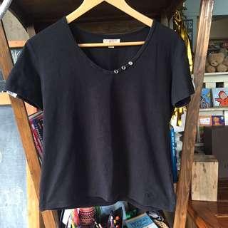 Burberry V-Neck Shirt