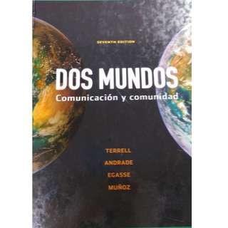 西班牙文用書 DOS MUNDOS