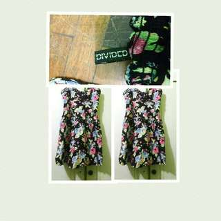 Preloved FLORALdress By H&M