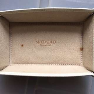 Mikimoto 手飾珠寶置放盒