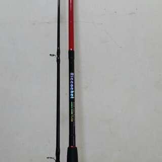 Riccohet 9ft Rod & Pioneer Black Gold 4000 Reel