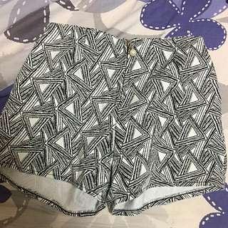 幾何圖騰短褲👏🏻👏🏻👏🏻 #兩百元短褲