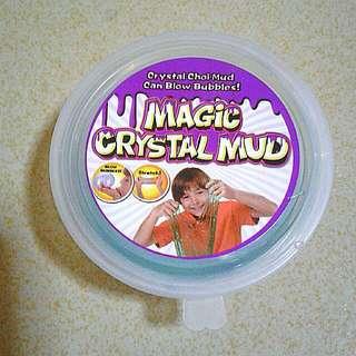 Magic Crystal Mud