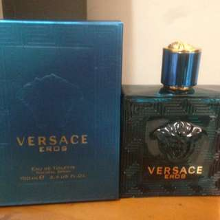Versace Eros 男性淡香水