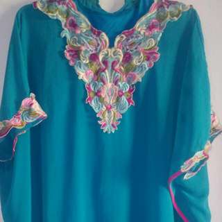 Preloved Tunik Kaftan