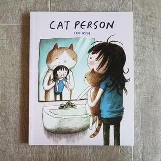 Book - Cat Person