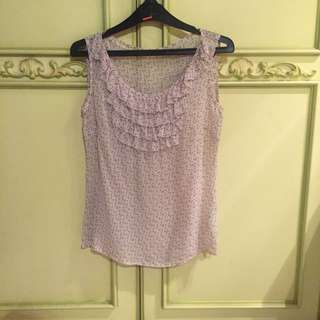 Mark & Spencer Silky Top
