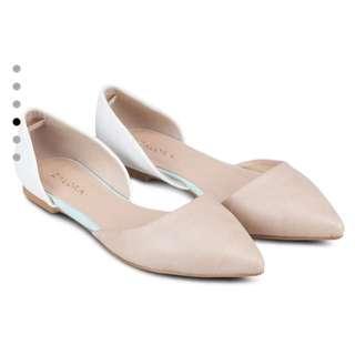 ZALORA D'orsay Ballerinas #SempenaRaya