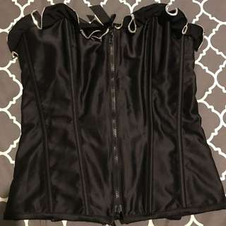 Bras N Things Corset Size 10