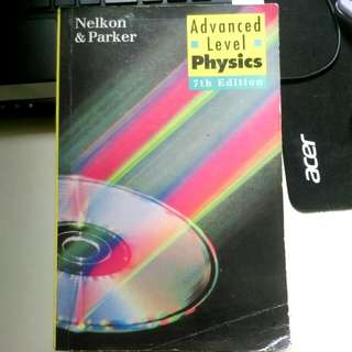 A Level Physics 7th Ed - Nelkon & Parker